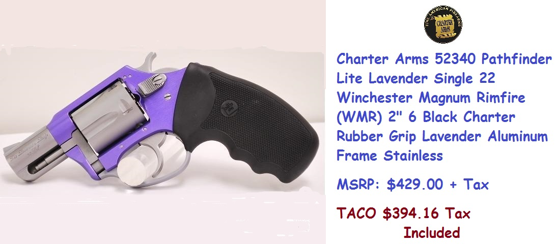 CHARTER Arms  LAV-22magnum