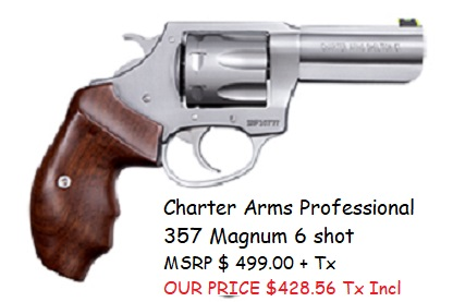 Charter 357 Professional
