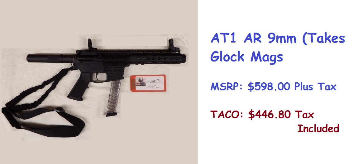 DSCF3684 - AT1 AR 9mm Takes Glock Mags
