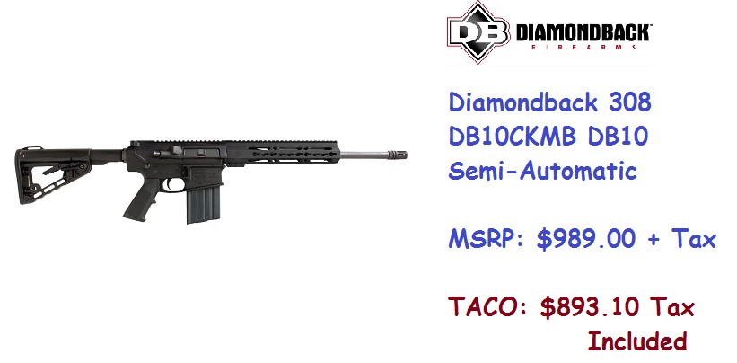Diamondback-308-DB10CKMB-DB10-Semi-Auto
