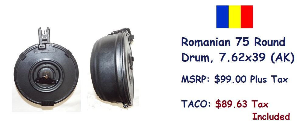Drum-Romanian