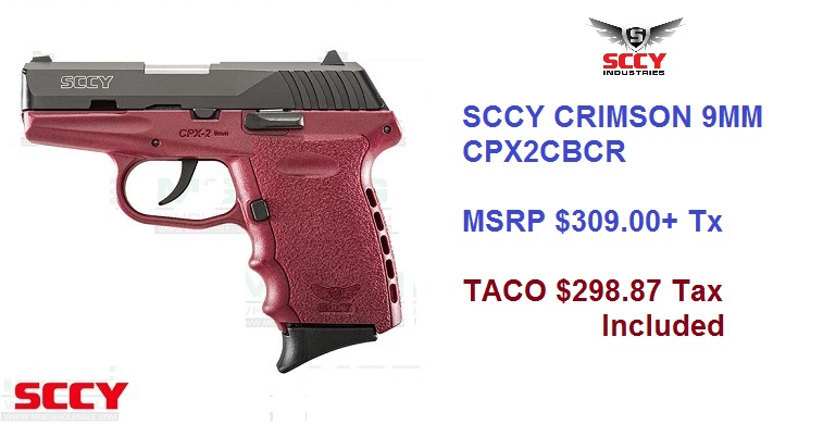 SCCY-CPX2CBCR-9mm