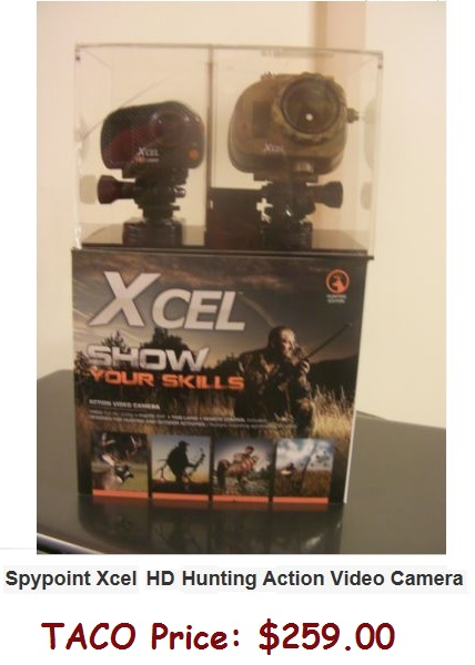 SpyPoint-Xcel-HD-Action-Video-Camera