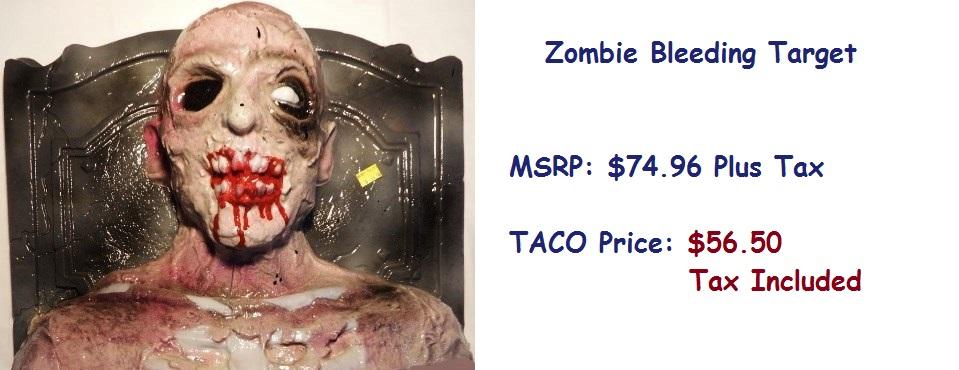 Zombie-Bleeding-Target